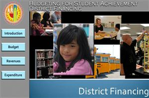 District Financing Training