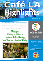 Highlights - December 8, 2017