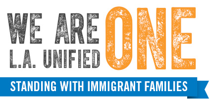 We Are One - Standing With Immigrant Families Campaign
