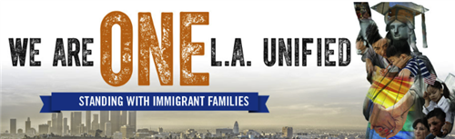 We Are One LA Unified
