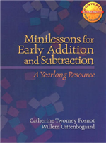 MInilessons for Early Addition and Subtraction