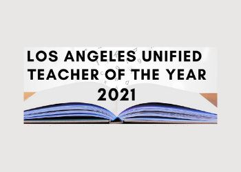 Nominate 2021 Teacher of the Year