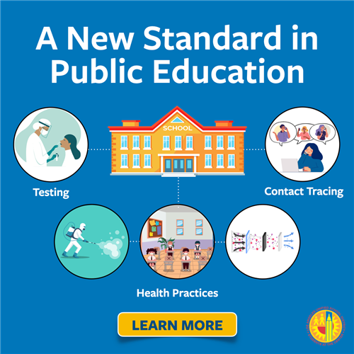A new standard in public education testing