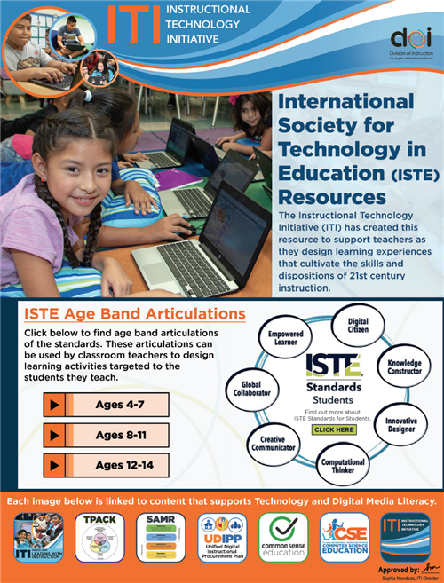 ISTE Resources