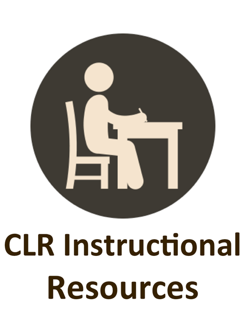 CLR Instr. Resources