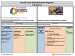 Second Grade NGSS/Benchmark