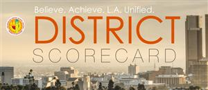 Believe. Achieve. L.A. Unified. District Scorecard