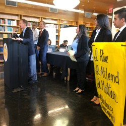 Los Angeles Unified Kicks Off Attendance Matters Day