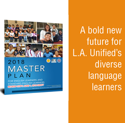 MMED English Learner Master Plan