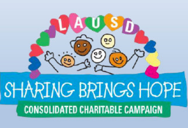LAUSD Consolidated Charitable Campaign (Feb. 8-Apr.9)