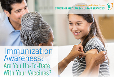 Don't Delay! Get Vaccinated Today!