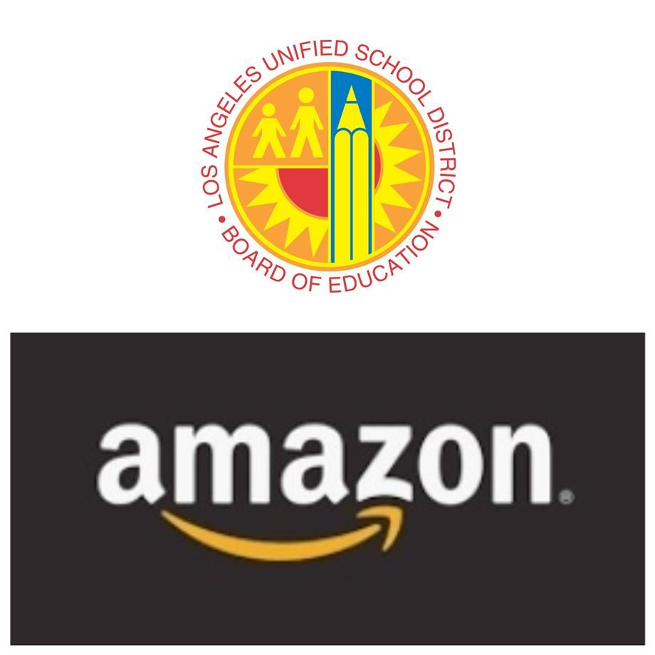 Los Angeles Unified Collaborates with Amazon  To Reduce Barriers to Remote Learning (05-06-20)