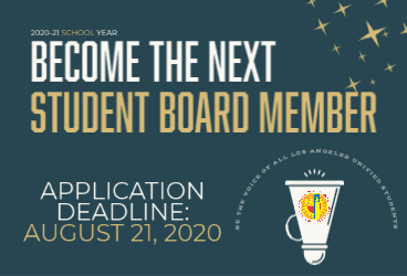 Become the Next Student Board Member
