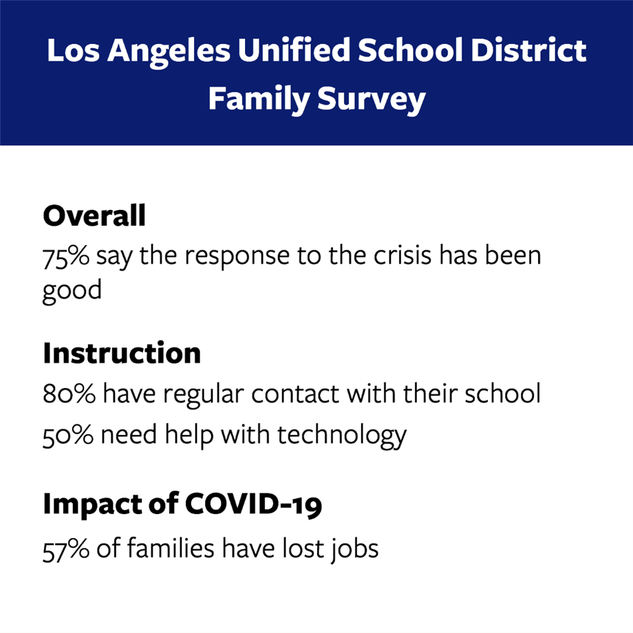 Family Survey Highlights Needs