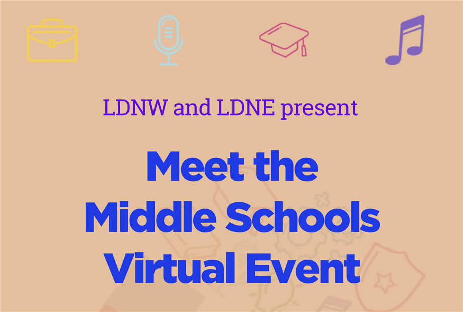 Meet the Magnet Middle Schools - Virtual Event on October 7 @ 6:00 - 8:00 PM