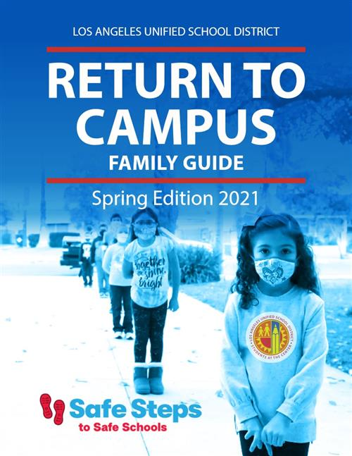 Return to Campus Family Guide
