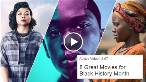 Movies for Black History