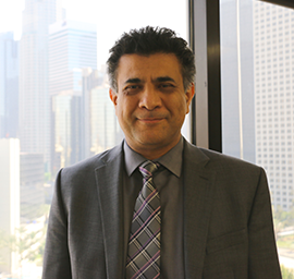 Soheil Katal, Chief Information Officer