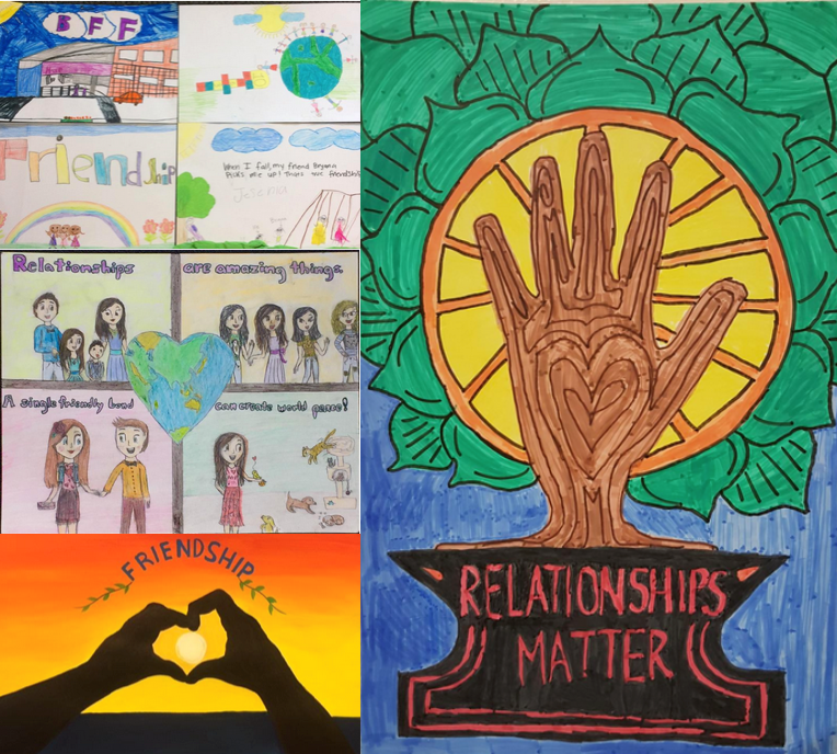 School Climate Bill of Rights Poster/Video Contest Winners
