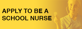 Apply to be a School Nurse