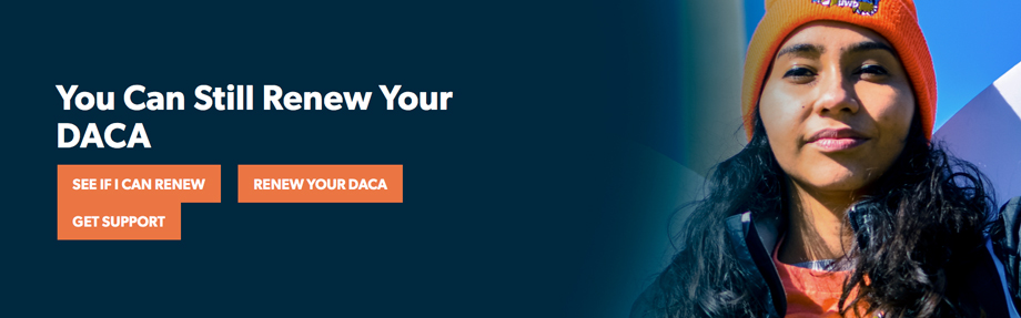 You Can Still Renew Your DACA