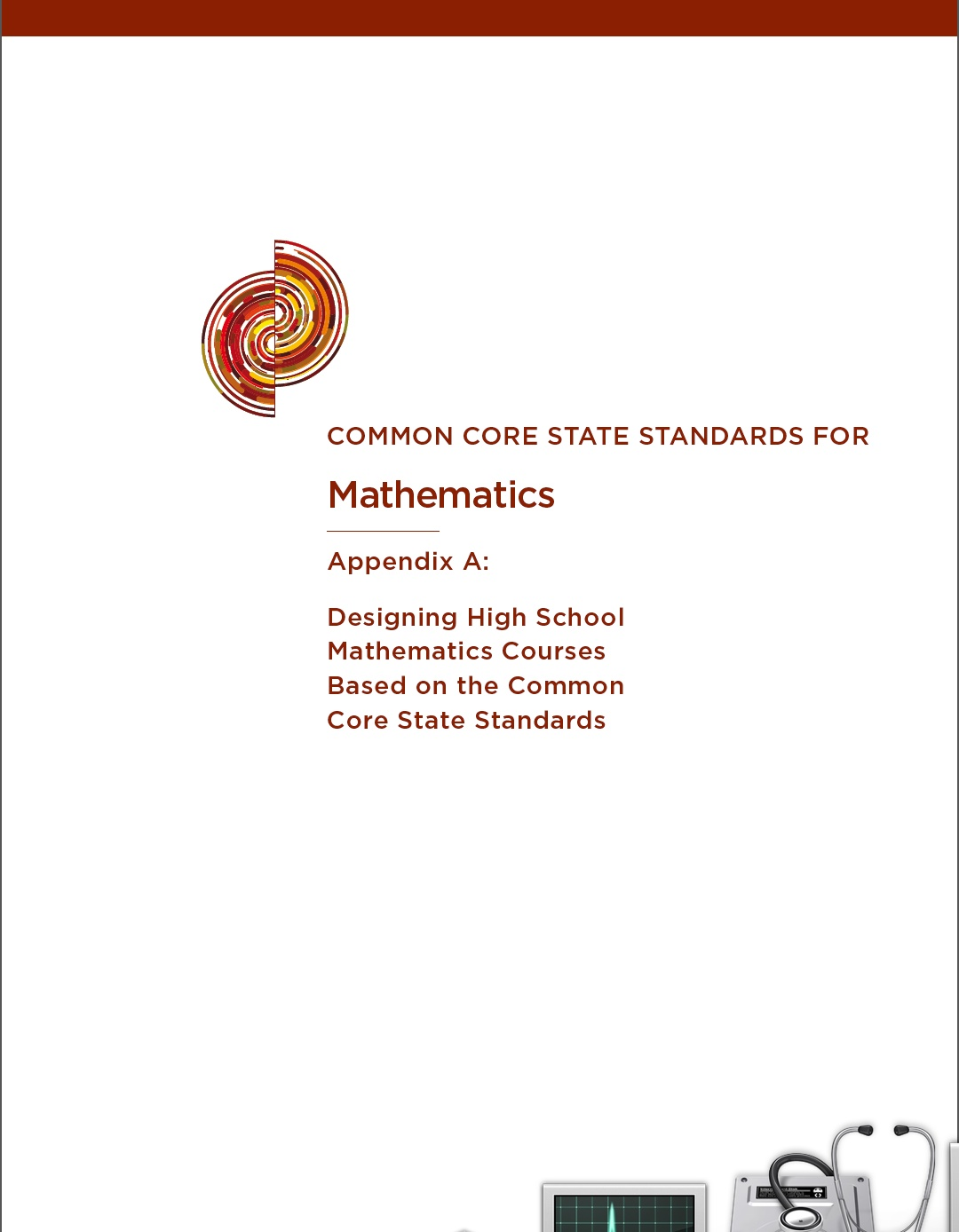 CCSS Seconday MATH Appendix A