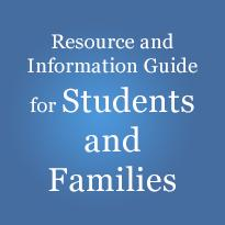 SHHS - Resource and Information Guide for Students and Families